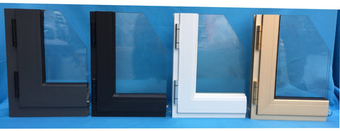 Top Window AS2047 Standard Aluminum Chain Winder Awning Window with Modern Design and Reasonable Cost on China WDMA