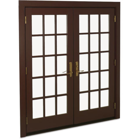 Top Window PVC Upvc Aluminium Glass Inserted Sliding Folding Awning French Door with Manufacuting Price on China WDMA
