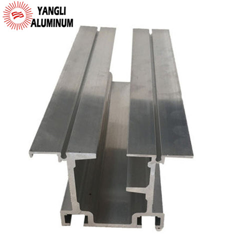 Top sale customized aluminum frame profile for sliding windows and glass doors on China WDMA