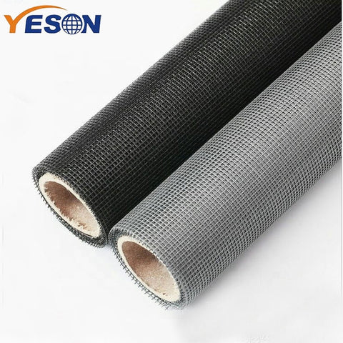 Top sale sliding mosquito roller Fiber Glass retractable fly insect screen for window and door on China WDMA
