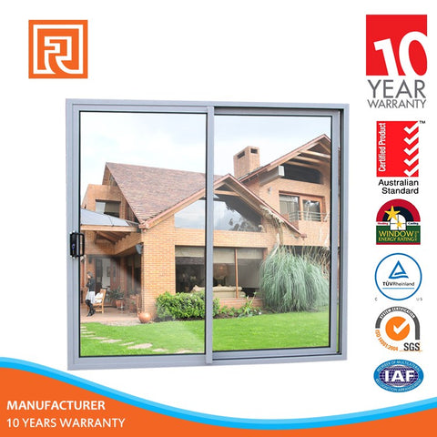 Trade Assurance Cheap Cost of aluminium sliding doors with 10 years warranty on China WDMA