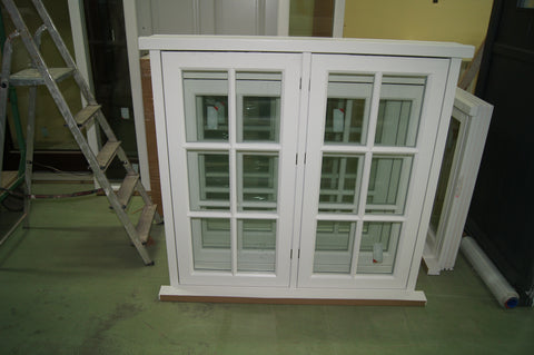 Traditional Casement Window on China WDMA