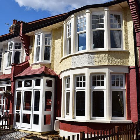 Traditional Casement Windows on China WDMA