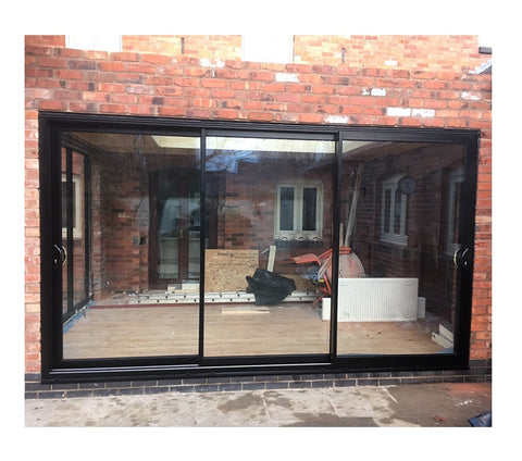 Triple Track Aluminium Patio Sliding Door Philippines Price for Sale on China WDMA
