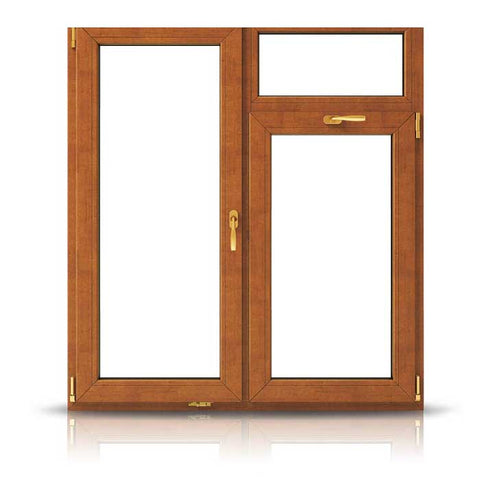 UPVC Inward Opening French Casement Window on China WDMA