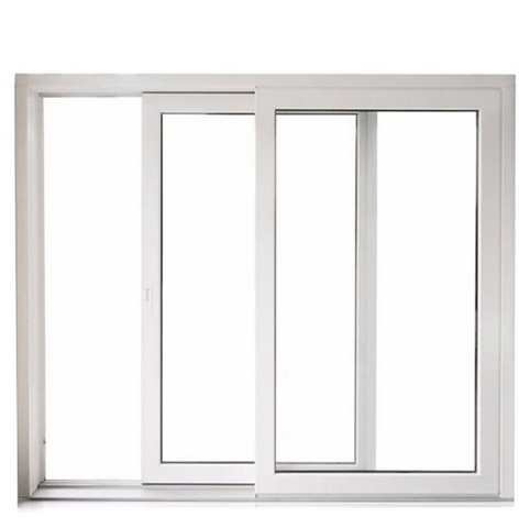 UPVC Large Laminated Glass Sliding Windows Hurricane Impact PVC UPVC Vinyl Casement Windows on China WDMA