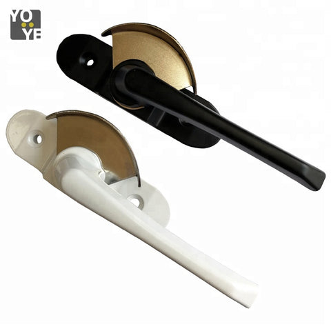 UPVC sliding aluminium window handle lock on China WDMA