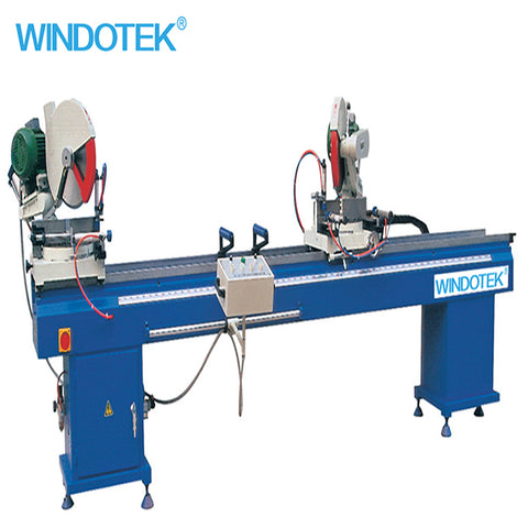 UPVC window making machine for pvc doors and windows on China WDMA