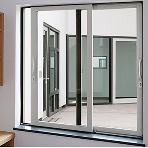 US Certificated Aluminum Frame Hinged Windows/Aluminum Double Panels Swing Window on China WDMA