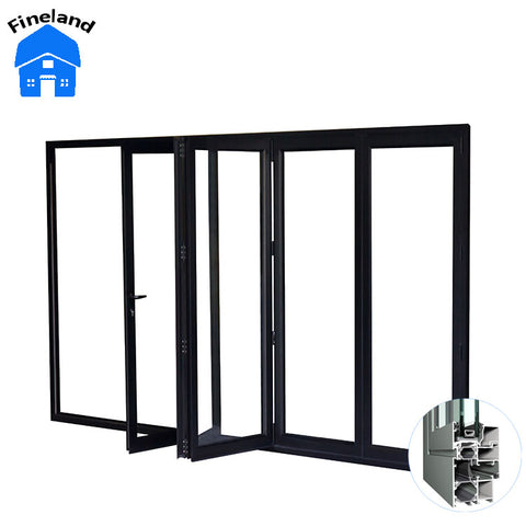 Unique Products 2018 Patio Doors Glassdoor Exterior Bifold Doors on China WDMA