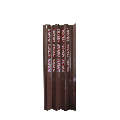 Up-to-date styling bathroom folding door price plastic pvc sliding doors prices on China WDMA