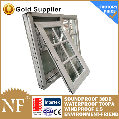 Upvc installing awning windows for sales online on China WDMA