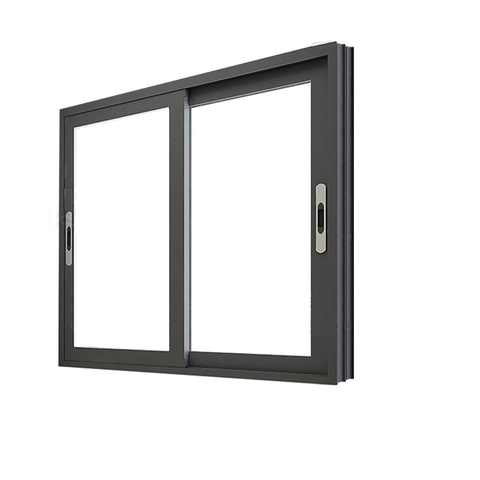 Used commercial glass aluminum sliding windows and doors on China WDMA