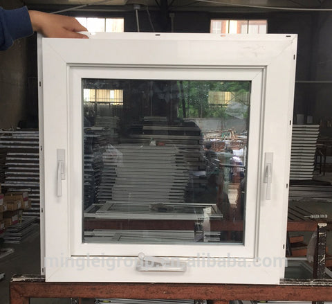 Vinyl crank open house awning windows for replacement on China WDMA