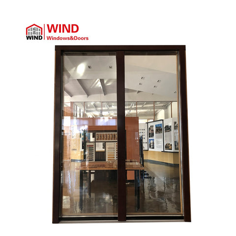 WIND industrial large glass narrow frame windows and doors on China WDMA