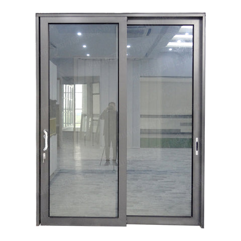 Wanjia aluminum alloy interior sliding bathroom doors on China WDMA