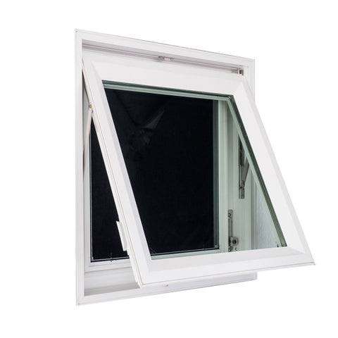 Waterproof Awnings Aluminum Frame Double Glazed Top Hung Window Aluminum Awnings Lowes on China WDMA