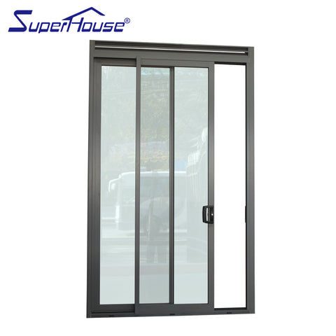 Waterproof horizontally tracked sliding doors acrylic sliding louvered doors on China WDMA