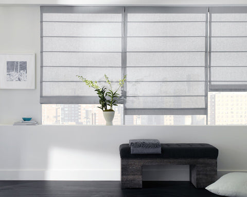 Wholesale High Quality Competitive Price Custom-Made Fabric Roman shade Blinds Windows on China WDMA