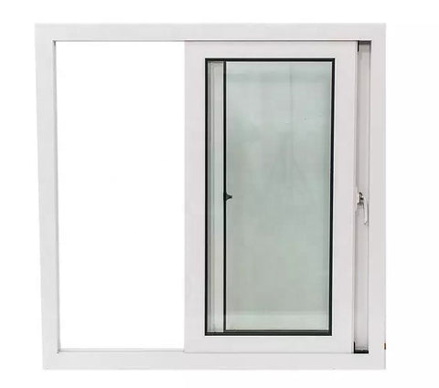 Wholesale Soundproof Customized Upvc Plastic Glazed Windows Cheap Doors Windows USA on China WDMA