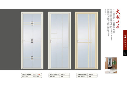 Wholesale custom modern runners automatic store doors overhang sliding door system on China WDMA