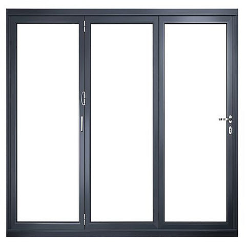 Wholesale customized aluminum sliding rolling shutter door on China WDMA