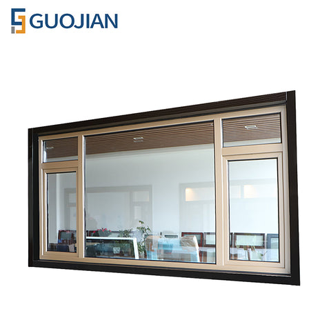 Wholesale high quality french casement upvc window on sale on China WDMA