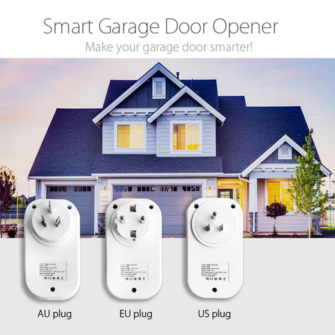 Wifi Smart Remote Compatible Automatic Sliding Garage Door Opener -Automatic Door Operators on China WDMA