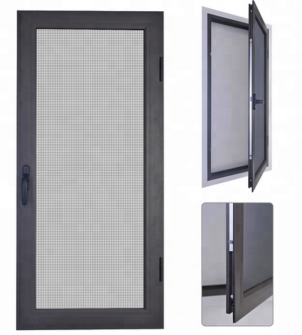 Window and Door Security Screen Mesh for Sale on China WDMA