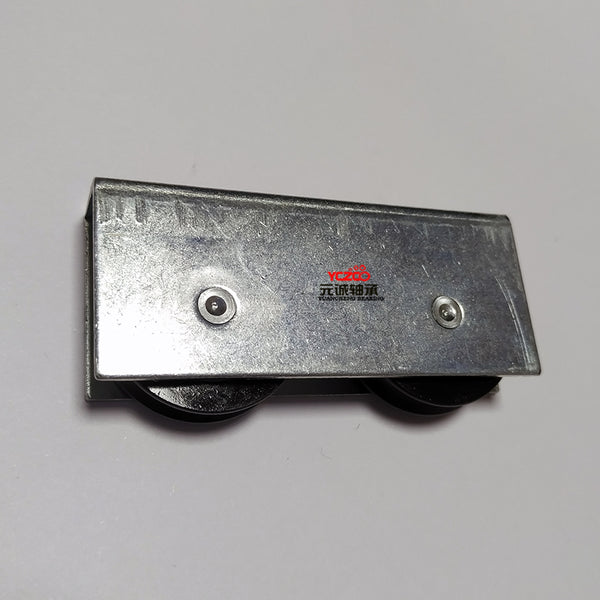 Window roller slider with wheels and steel frame on China WDMA