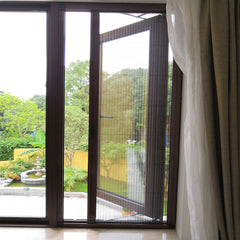Window screen frame kit plastic corner connector aluminium screen Windows screen Doors on China WDMA
