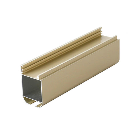 Wood Grain Finish Extruded Types Of Aluminium Profile Window Extrusion Aluminum Profiles on China WDMA