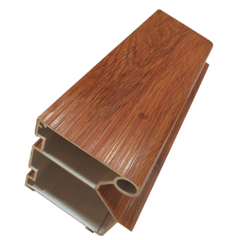 Wood Grain Moulding Profiles Aluminium Frame Structure Aluminium Window Frame And Glass Aluminium Profile In Dubai Supplier on China WDMA