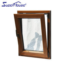 Wood clad aluminum door and window tilt & turn windows aluminum windows on China WDMA