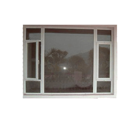 Wooden Black Cheap Price Double Glazed Conch Profile Good Quality Cleaning Surface Upvc Window Sliding Windows For Villa on China WDMA