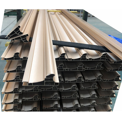 Wow!!Aluminium window making materials/aluminium door frame design/thermal break powder coating aluminium window profile factory on China WDMA