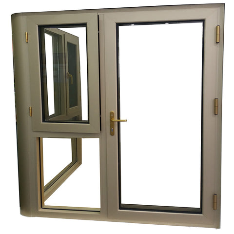 Wow!!Aluminum louvre door aluminium door frame price/6063T5 aluminium door window price/standard size aluminium door and windows on China WDMA