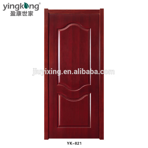 YK-620 interior/exterior wpc/pvc door, Natural door skin, NOT MDF/HDF/LOW COST door on China WDMA