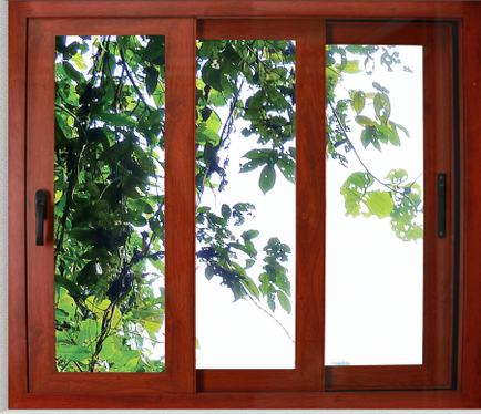YT 80 pvc sliding window with high cost-effective on China WDMA
