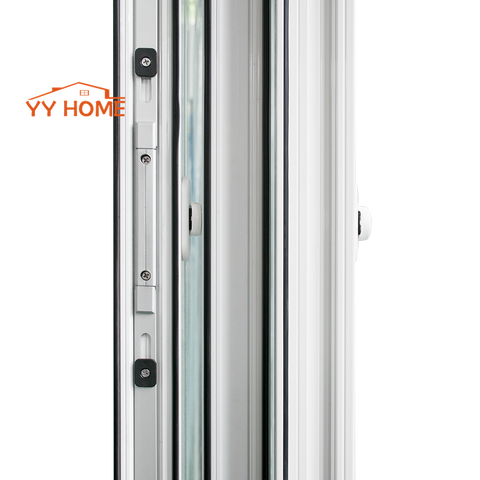YY Construction Sliding and Folding Window with Doors and Windows Fitting on China WDMA
