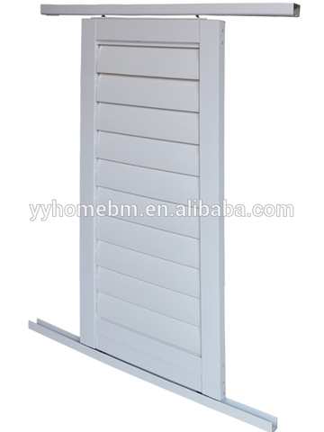 YY HOME aluminium movable louver shutter panel on China WDMA
