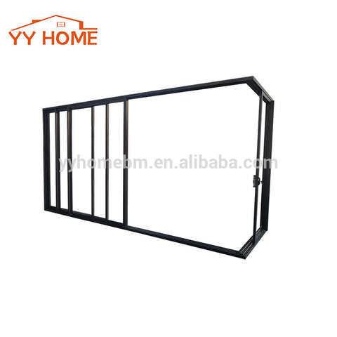 YY Home Australia AS2047 standard wholesale commercial system double glazed doors and windows on China WDMA