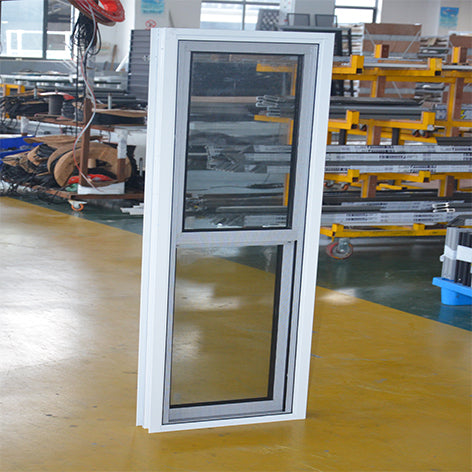 YY aluminium double hung window/aluminium windows and doors comply with Australian & New Zealand standards on China WDMA