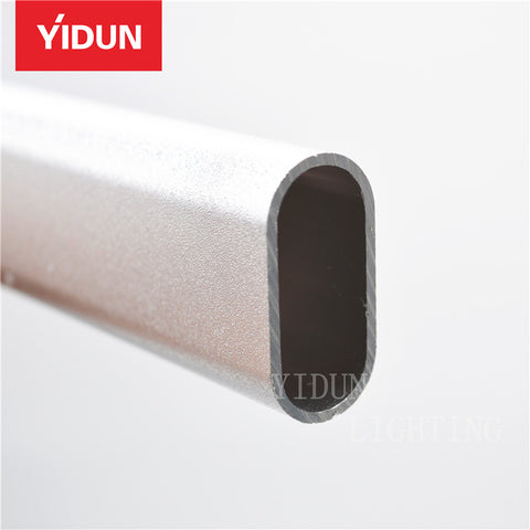 Yidun lighting Hot sales channel track wardrobe closet sliding door aluminum extrusion profile on China WDMA