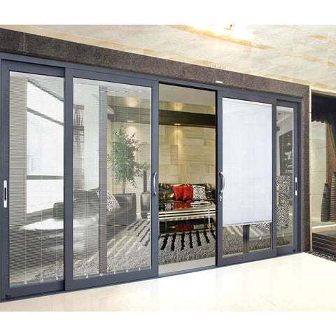 accordion screen sliding door for home on China WDMA