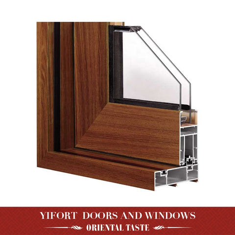 alum 3 panel german glass wall sliding patio door exterior price on China WDMA