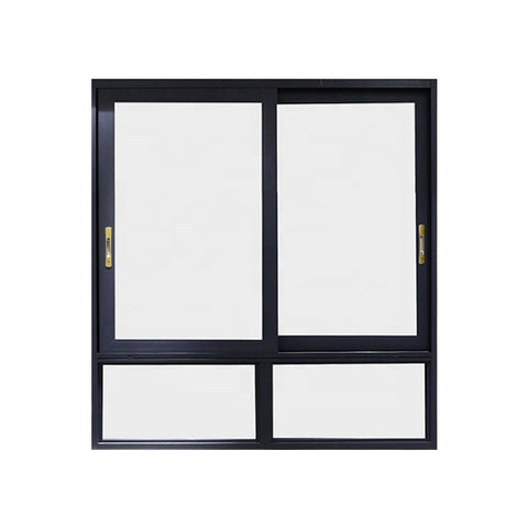 aluminium double glazed sliding windows doors on China WDMA