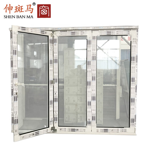 aluminium exterior folding glass doors bi fold door folding patio doors on China WDMA