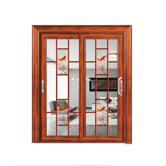 aluminium exterior soundproof doors united states commercial aluminum sliding patio door on China WDMA