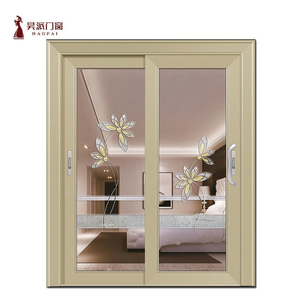 aluminium frame glass door near me aluminum bifold door on China WDMA